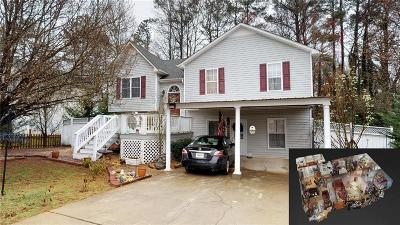 Vinings Single Family Home For Sale: 216 Winchester Drive