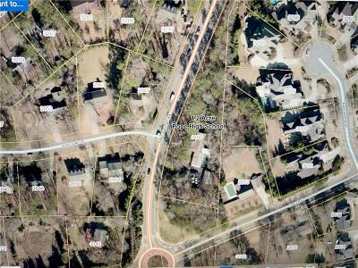 Marietta Residential Lots & Land For Sale: 3160 Holly Springs Rd NE Road NE