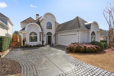 Alpharetta Single Family Home For Sale: 150 Brassy Court