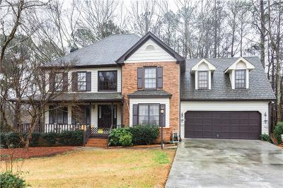 Snellville Single Family Home For Sale: 3892 Laurel Bend Court