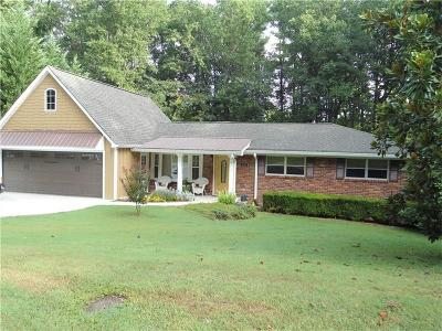 Cobb County Rental For Rent: 190 Berrywood Drive