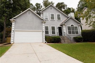 Alpharetta Single Family Home For Sale: 350 Greenmont Circle
