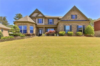 Suwanee Single Family Home For Sale: 810 Grand Reserve Drive