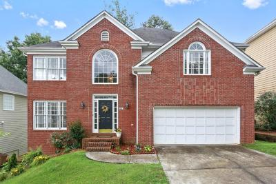 Alpharetta GA Single Family Home For Sale: $400,000