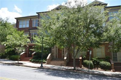 Sandy Springs Condo/Townhouse For Sale: #12 City Walk Lane #6075