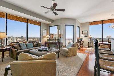 Atlanta Condo/Townhouse For Sale: 2828 Peachtree Road NW #2502