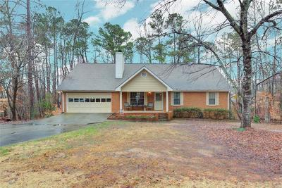 Suwanee Single Family Home For Sale: 121 Abbey Hill Road