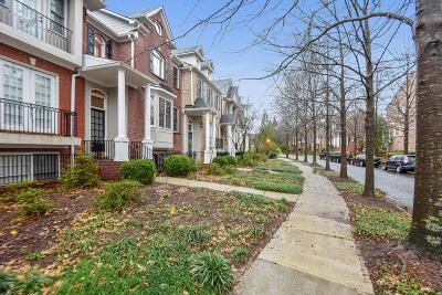 Decatur Condo/Townhouse For Sale: 972 Emory Parc Way