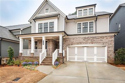 Cobb County Single Family Home For Sale: 469 Crimson Maple Way