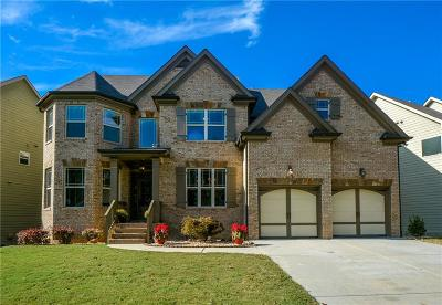 Dacula Single Family Home For Sale: 2807 Dolostone Way