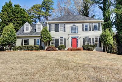 Johns Creek Single Family Home For Sale: 5850 Millwick Drive