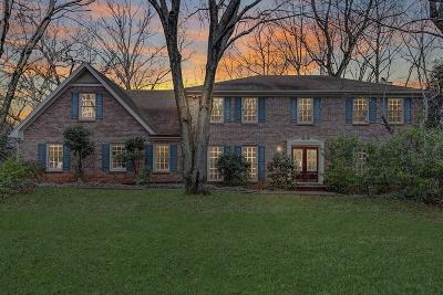Sandy Springs Single Family Home For Sale: 200 Zeblin Road