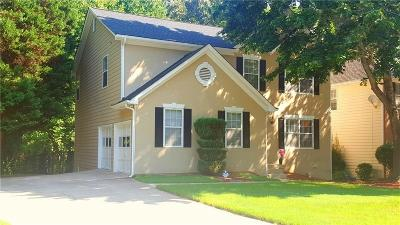 Suwanee Single Family Home For Sale: 2778 Beddington Way