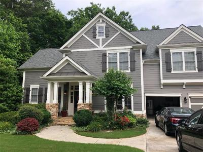 Kennesaw Single Family Home For Sale: 840 Registry Terrace NW