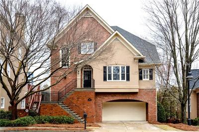 Brookhaven Single Family Home For Sale: 1082 Fairway Estates