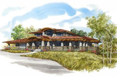 Berkeley Lake Single Family Home For Sale: 3850 N Berkeley Lake Road