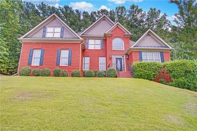 Sugar Hill Single Family Home For Sale: 363 Westwater Ridge