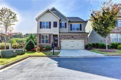 Alpharetta Single Family Home For Sale: 7190 Jamestown Drive