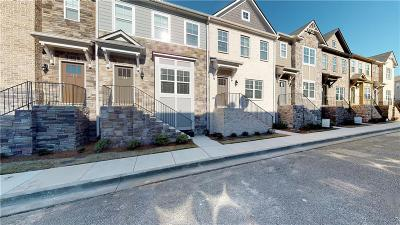 Atlanta Condo/Townhouse For Sale: 194 Mahnaz Drive #71