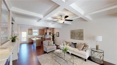 Atlanta Condo/Townhouse For Sale: 196 Mahnaz Drive #72