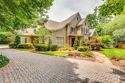 Marietta Single Family Home For Sale: 4805 Mulberry Drive