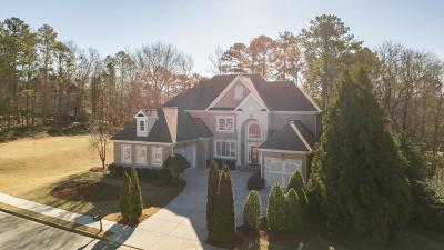 Alpharetta GA Single Family Home For Sale: $749,500
