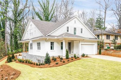 Druid Hills Single Family Home For Sale: 1774 Vickers Circle