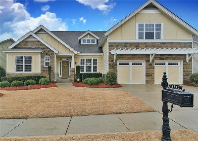 Gainesville GA Single Family Home For Sale: $575,000