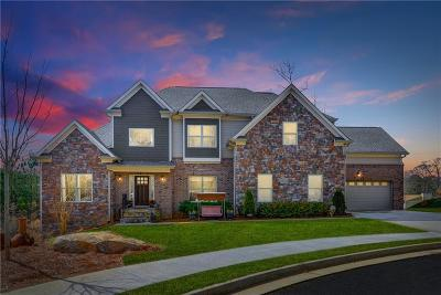 Marietta Single Family Home For Sale: 1209 Lincoln Drive