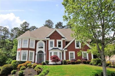 Alpharetta GA Single Family Home For Sale: $549,900