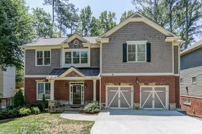 Atlanta Single Family Home For Sale: 43 Spruell Springs Road