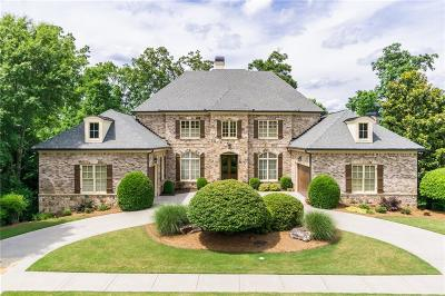 Cobb County Single Family Home For Sale: 4817 Bellingham Drive