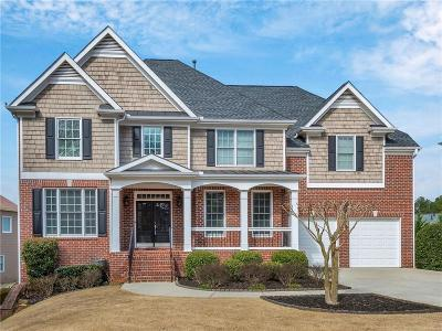 Alpharetta GA Single Family Home For Sale: $600,000