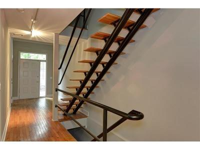 Fulton County Condo/Townhouse For Sale: 1467 Monroe Drive NE #3