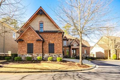 Alpharetta GA Single Family Home For Sale: $715,000