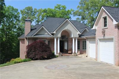 Gainesville GA Single Family Home For Sale: $1,190,000