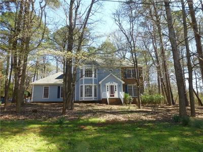 Fayette County Rental For Rent: 120 Stafford Court