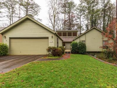 Roswell Single Family Home For Sale: 1135 Trailmore Drive