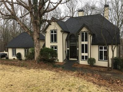 Duluth Single Family Home For Sale: 9310 Riverclub Parkway