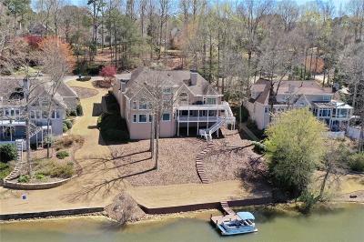 Alpharetta Single Family Home For Sale: 3810 Schooner Ridge