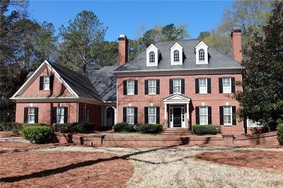 Johns Creek Single Family Home For Sale: 9100 Old Southwick Pass