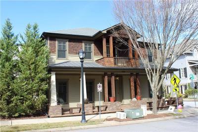 Fulton County Single Family Home For Sale: 970 Glenwood Park Drive SE