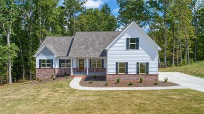 Gainesville GA Single Family Home For Sale: $307,900