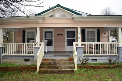 Cherokee County Single Family Home For Sale: 110 Cartersville Street
