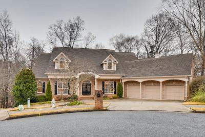Peachtree Corners, Norcross Single Family Home For Sale: 3994 Ancient Amber Way