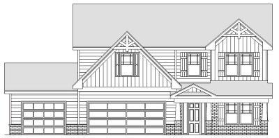 Sugar Hill Single Family Home For Sale: 5427 Sycamore Road