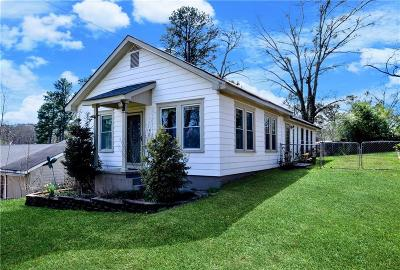 Atlanta Single Family Home For Sale: 5958 Pine Road