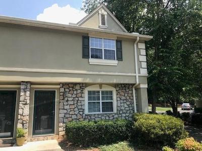 Atlanta Condo/Townhouse For Sale: 6900 Roswell Road #B6