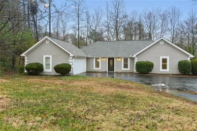 Cumming Single Family Home For Sale: 1985 Golden Ridge Circle