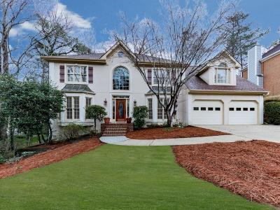 Marietta Single Family Home For Sale: 1788 Chadds Lake Drive